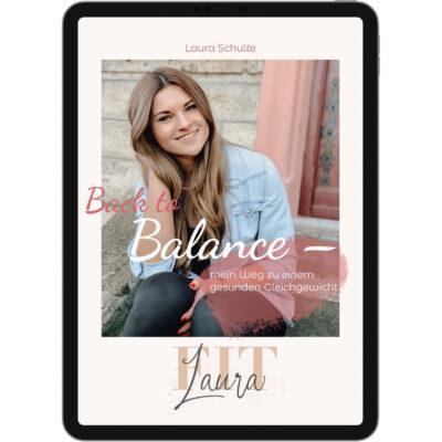 Digitales Ebook – Back to Balance