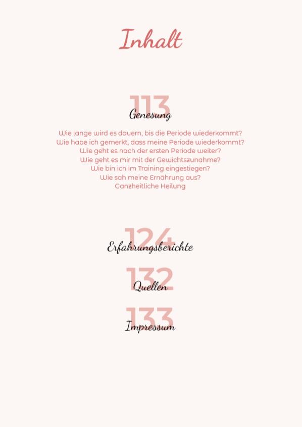 Inhaltsverzeichnis Seite 5