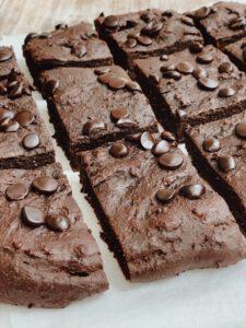 Die besten gesunden Brownies | Saftige Süßkartoffel-Brownies