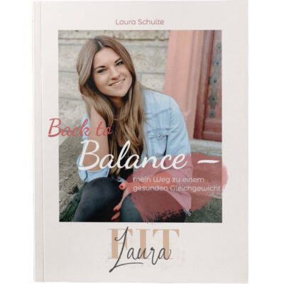 Softcover Book – Back to Balance